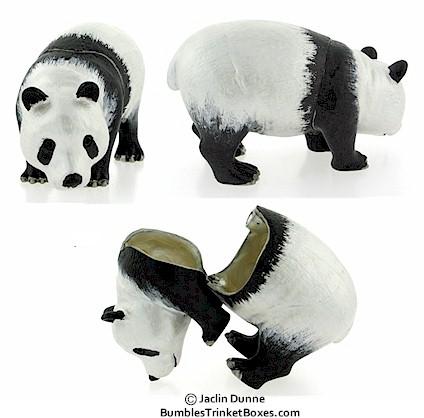 Panda Bear Standing